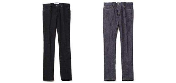 RUDE GALLERY / RIGID STRETCH DENIM PANTS -SLIM ルードギャラリー スキニーパンツ