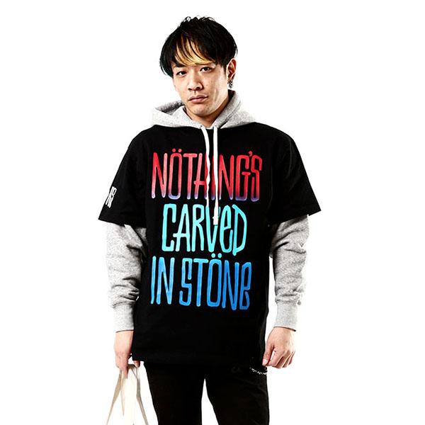 RUDIES / Nothings Carved In Stone×RUDIES DRAWING-T NCIS 村松拓