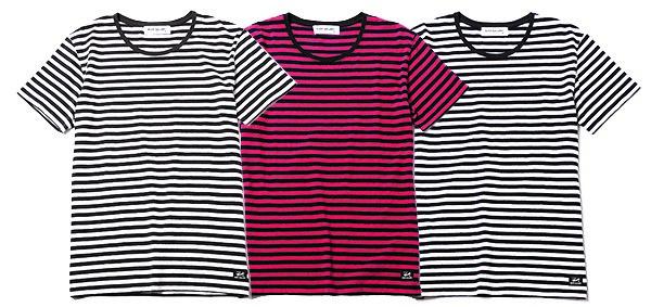 RUDE GALLERY / BORDER TEE ルードギャラリー ボーダーTシャツ