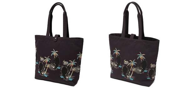 RUDE GALLERY / BLACK PANTHER TOTE BAG ルードギャラリー トートバッグ