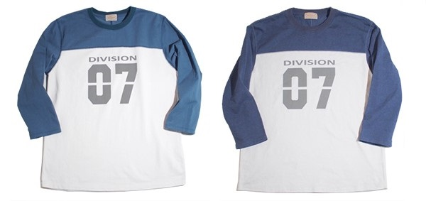 LOST CONTROL / Football 3Q TEE -DIVISION ロストコントロール
