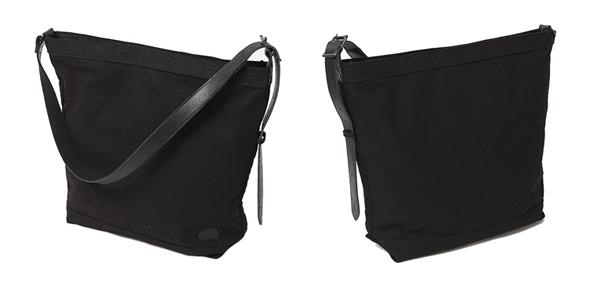 RUDE GALLERY / SHOULDER BAG -CANVAS ルードギャラリー ショルダーバッグ
