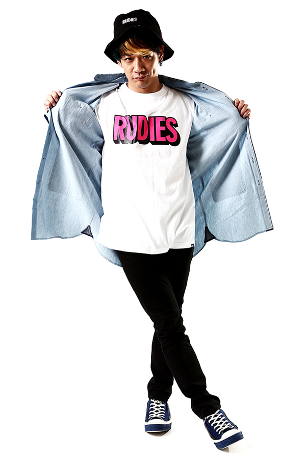 RUDIES / SOLID PHAT-T ルーディーズ