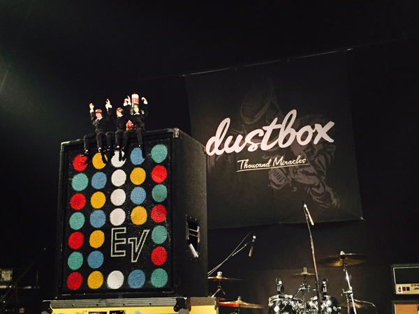dustbox 「Thousand Miracles TOUR 2017」