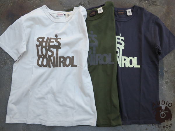 LOST CONTROL / Graphic TEE -lost- ロストコントロール