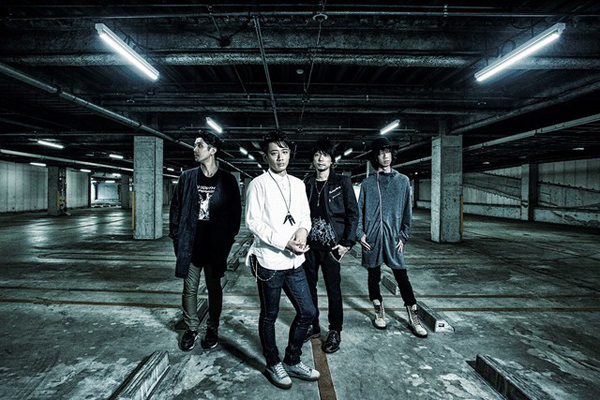 9mm Parabellum Bullet・THE BACK HORN・Nothing's Carved In Stone「Pyramid ACT」