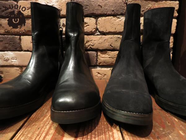 ルードギャラリー RUDE GALLERY / BACK ZIP BOOTS