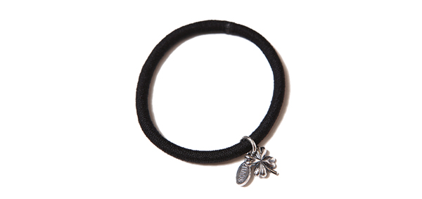 "RUDE GALLERY BLACK REBEL / GOOD LUCK SHAG BAND ""CLOVER"" <CHAOS DESIGN COLLABORATION> カオスデザイン"