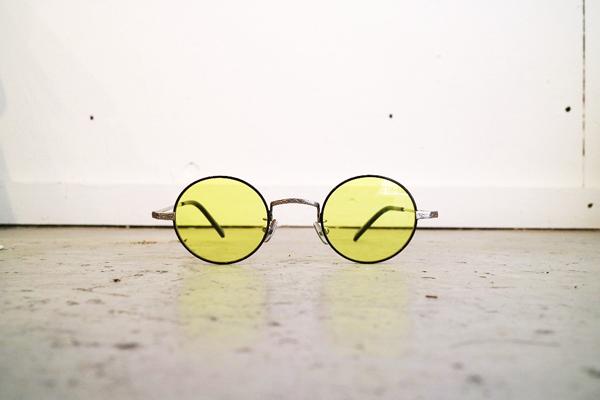 Mr.CASANOVA / SECT(Black×Silver/Yellow Lens)