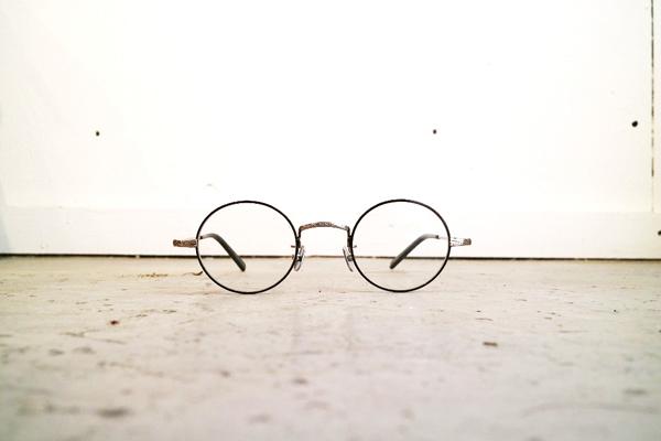 Mr.CASANOVA / SECT(Black×Silver/Clear Lens)