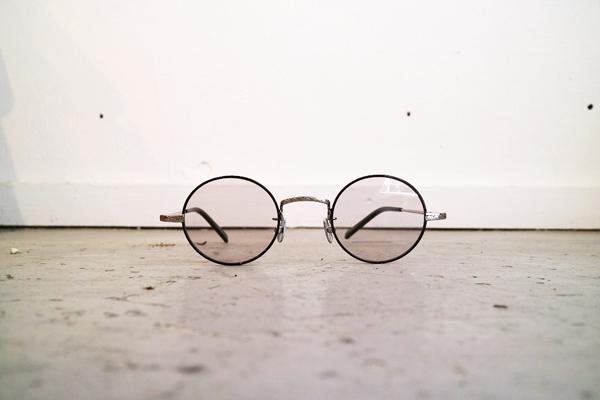 Mr.CASANOVA / SECT(Black×Silver/Light Gray Lens)