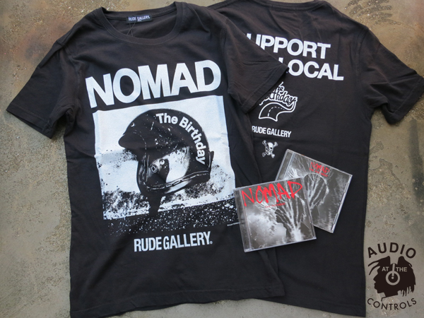 NOMAD TOUR-T<The Birthday×RUDE GALLERY>