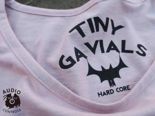 "GAVIAL / SS TEE ""TINY GAVIALS"" gavial 中村達也"