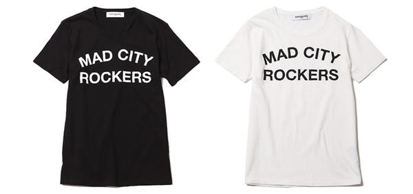 ルードギャラリー RUDE GALLERY / CREW NECK TEE -MAD CITY
