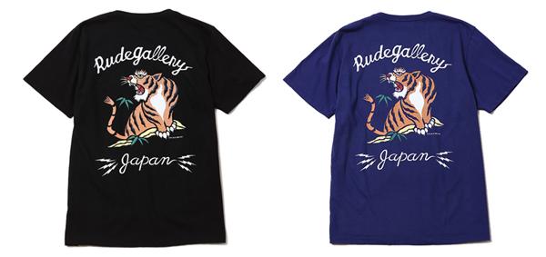 ルードギャラリー RUDE GALLERY / SOUVENIR BIG SILHOUETTE TEE