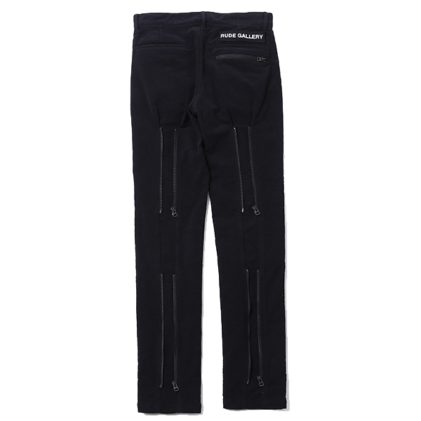RUDE GALLERY / BONTAGE PANTS -STRETCH,ONE WASH ルードギャラリー ボンテージパンツ
