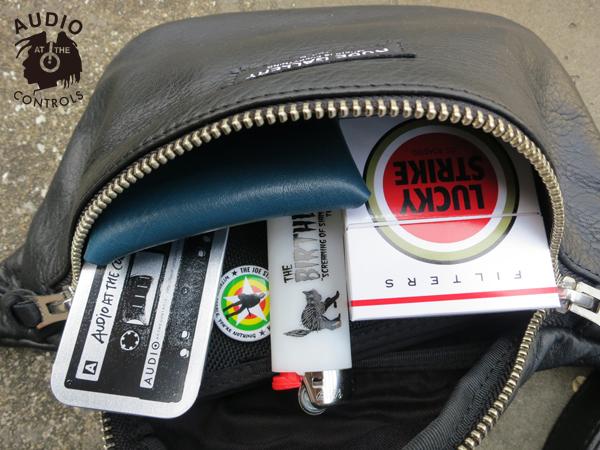 RUDE GALLERY / WAIST BAG -LEATHER ルードギャラリー ウエストポーチ