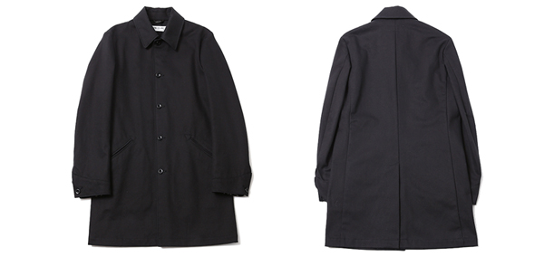 RUDE GALLERY / SOUTIEN COLLAR COAT ルードギャラリー