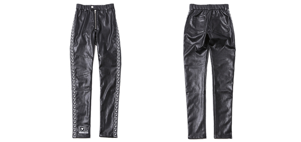 サイレントフロムミー SILLENT FROM ME / HOOKY -Legging Pants-