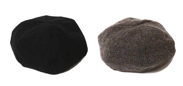 ルードギャラリー RUDE GALLERY / BERET -6PANEL SHIRINKAGE WOOL