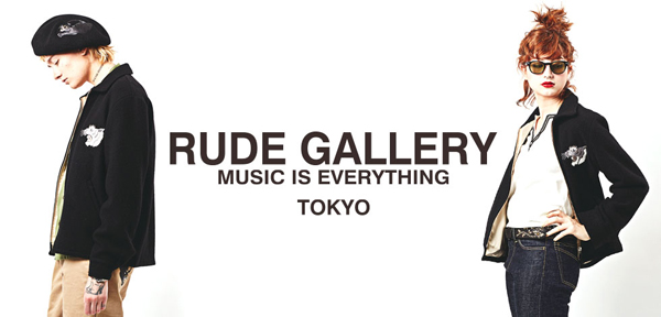 ルードギャラリー RUDE GALLERY / TORA JUMPER -SHIRINKAGE WOOL