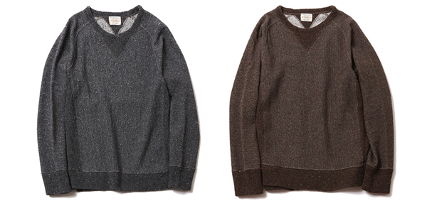 ルードギャラリーブラックレベル RUDE GALLERY BLACK REBEL / SWEATSHIRTS T-ISH C&S KN