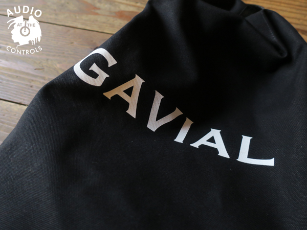 GAVIAL / CANVAS SACK gavial中村達也