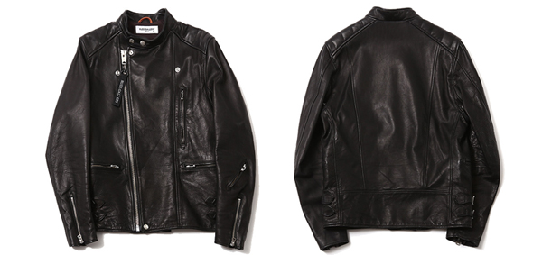 ルードギャラリー RUDE GALLERY / STAND COLLAR RYDERS JACKET - ONE WASH