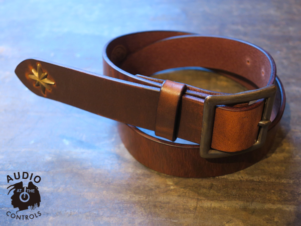 METAL JACKET / STARBURST STUDS LONG BELT