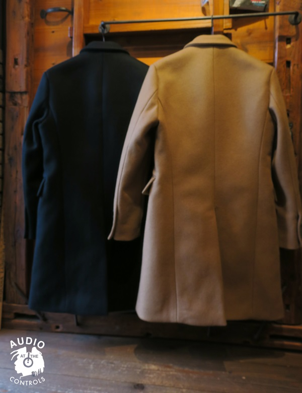 ルードギャラリー RUDE GALLERY / DOUBLE BREAST COAT