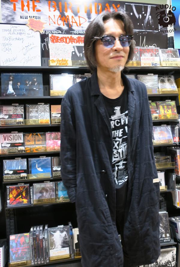 タワーレコード高松丸亀町店 チバユウスケ