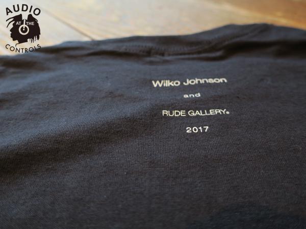 RUDE GALLERY / WILKO-T<WILKO JOHNSON×RUDEGALLERY>