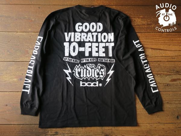RUDIES / 10-FEET×RUDIE'S GOOD FELLOWS L/S-TEE