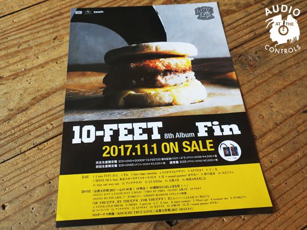 ■10-FEET「Fin TOUR 2017-2018」