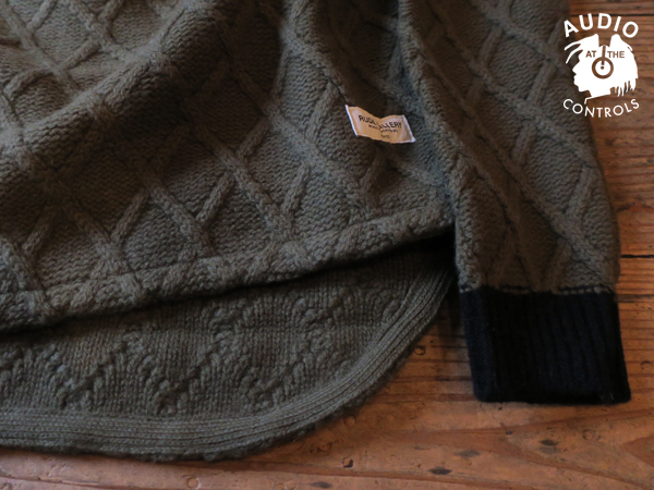 ルードギャラリー RUDE GALLERY / HIGH NECK RAM KNIT