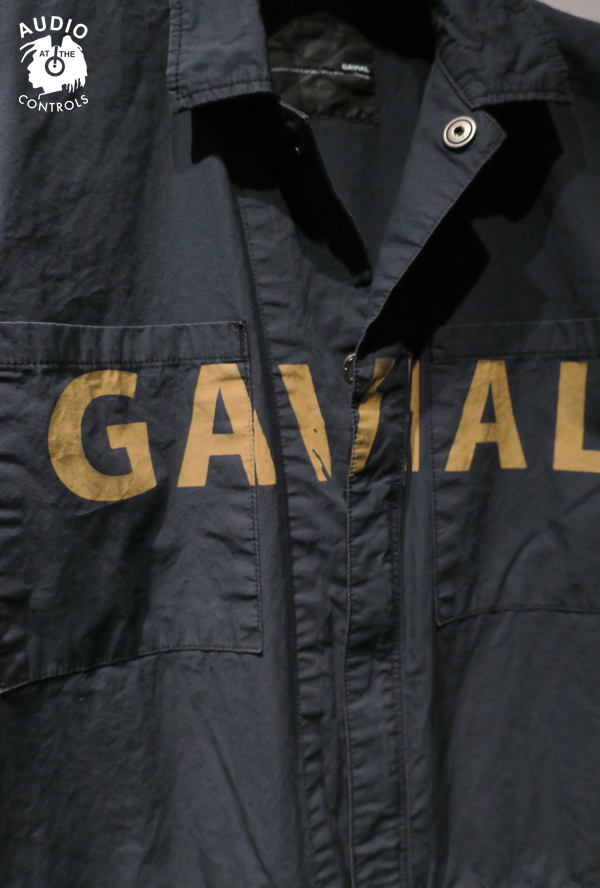 GAVIAL / S/S JUMP SUIT -MUJI  gavial 中村達也