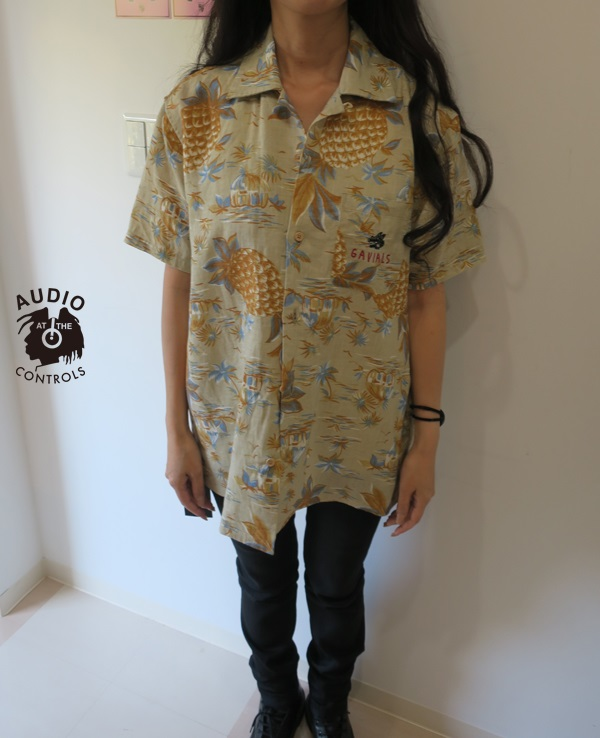 GAVIAL / S/S OPEN SHIRTS_ALL PRINT gavial 中村達也