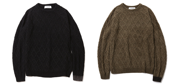 ルードギャラリー RUDE GALLERY / MOLE KNIT SWEATER