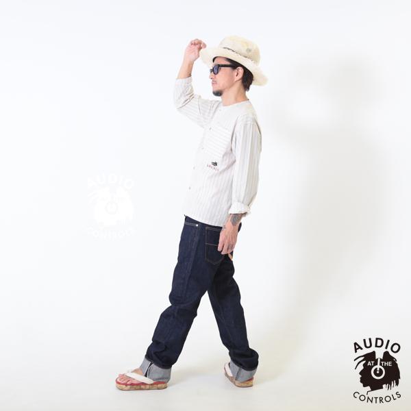 GAVIAL / NO COLLAR SHIRTS gavial 中村達也