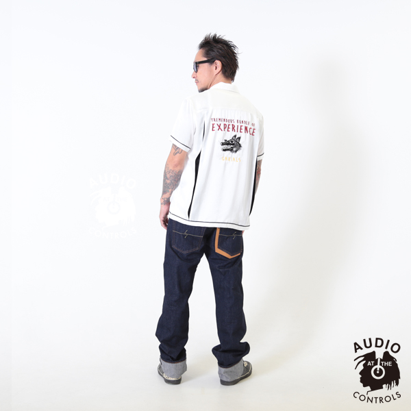 GAVIAL / 10th ANNIV.ITEM BOWLING SHIRTS gavial 中村達也