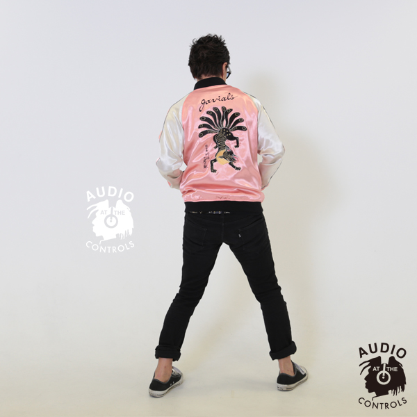 GAVIAL / 10th ANNIV.ITEM SOUVENIR JACKET gavial 中村達也 スカジャン