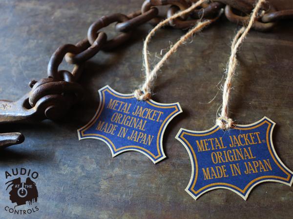 メタルジャケット METAL JACKET