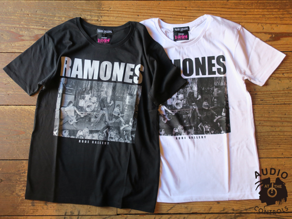 ルードギャラリー RUDE GALLERY / RAMONES MEETS RUDE GALLERY TEE - PHOTO
