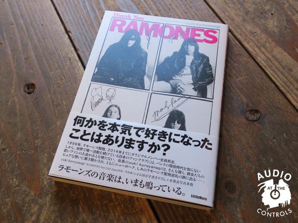 yuki kuroyanagi 『Thank You RAMONES』