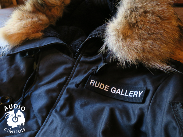 ルードギャラリー RUDE GALLERY / RUDE NATION N-2B JACKET