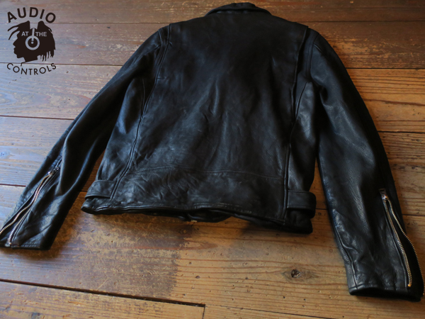 ルードギャラリー RUDE GALLERY / AMIGOS - RYDERS JACKET VINTAGE WASH