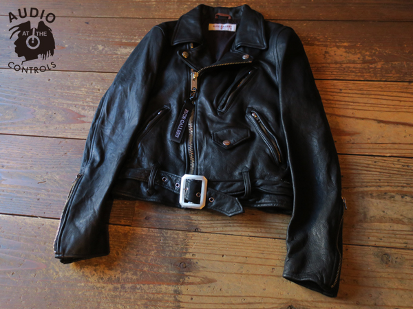ルードギャラリー RUDE GALLERY / LADIES SHEENA - RYDERS JACKET VINTAGE WASH