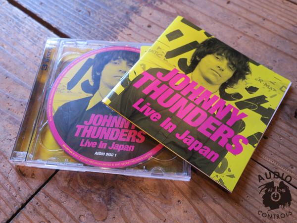 ジョニー・サンダース Johnny Thunders / Live in Japan