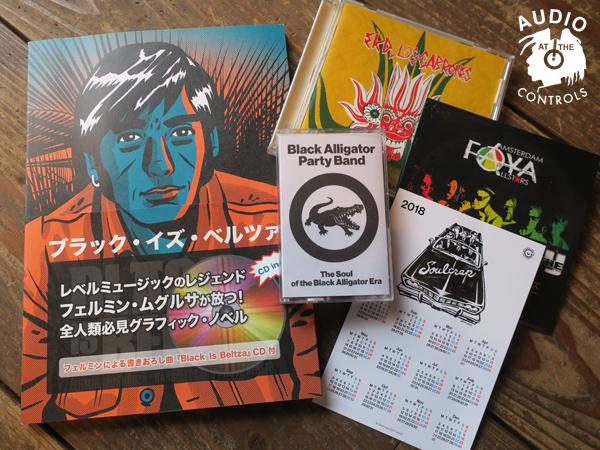 ブラック・イズ・ベルツァ BLACK IS BELTZA Fermin Muguruza フェルミン・ムグルサ