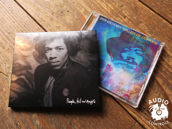 ジミ・ヘンドリックス Jimi Hendrix 「Valleys of Neptune」 「People, Hell and Angels」